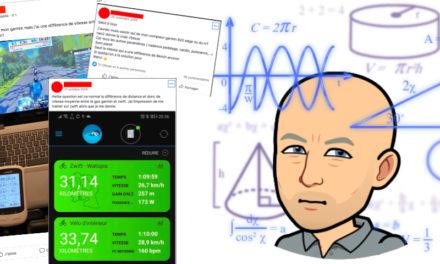 Pourquoi les vitesses simulée et mesurée diffèrent avec un home-trainer ?