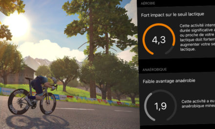 Zwift & le Training Effect