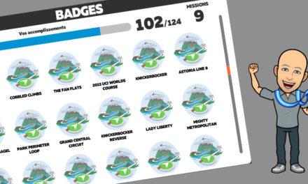 Zwift – La course aux badges