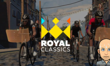 Zwift – Les Royal Classics