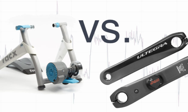 COMPARAISON TACX FLOW VS. 4IIII PRECISION