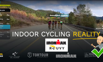 Rouvy – Annonce du Partenariat avec IRONMAN