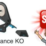 SOS – Mon Tacx Neo n'a plus de résistance