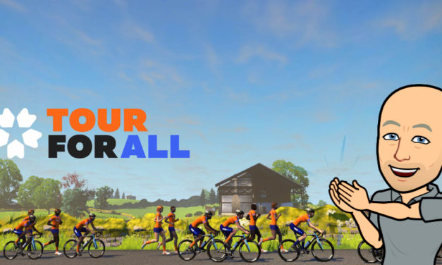 Zwift – Tour For All