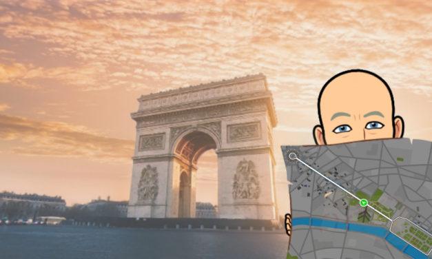 Zwift – Les Routes de la Map Paris