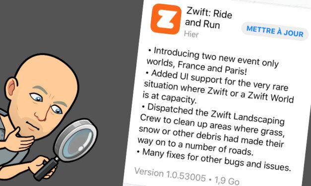 Zwift – La mise à jour de Juillet 2020