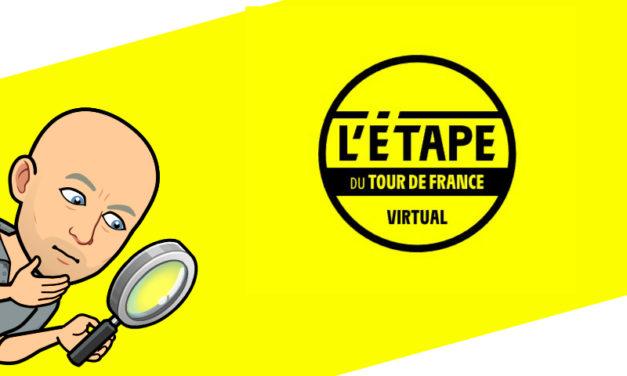 Zwift – L'Etape Du Tour 2020