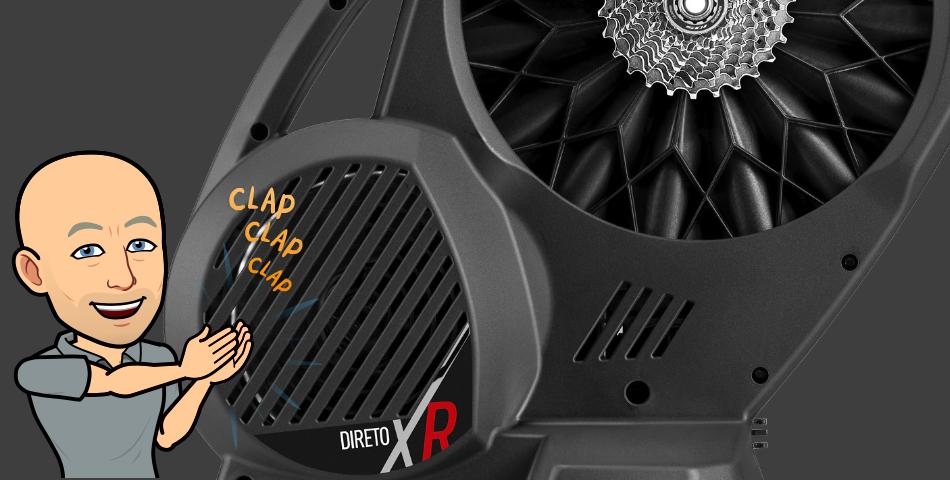 Le Nouveau Elite Direto XR est annoncé !