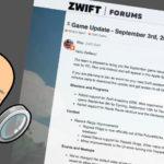 Zwift – La Mise à jour de Septembre 2020