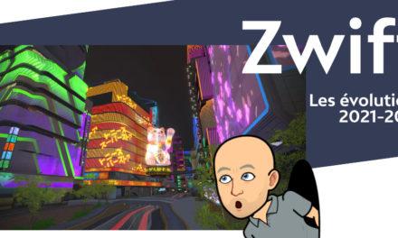 Zwift – Les évolutions 2021-2022
